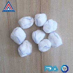 China Upward Brand Medical Sterile Gauze Balls