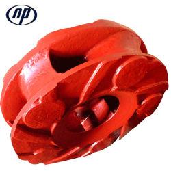 8/6 Eah High Chrome Slurry Sand Pump Impeller (F6147)
