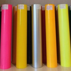 Heat Transfer Vinyl for Sports Wear Use