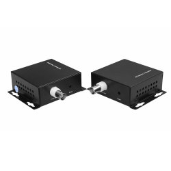 Eoc Transmitter Max up to 2km Ethernet Over Coaxial Transmission