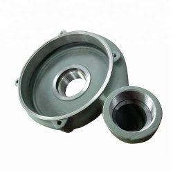 Investment Casting Water Pump Impeller or Slurry Pump Parts