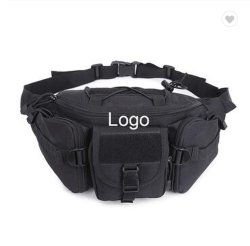 Outdoor Sports Hiking Camping Army Waist Bag Pouch Military Unisex Camouflage Fanny Pack Tactical Waist Bag