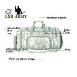 Heavy Duty Military Tactical Large Locker Sports Duffle Bag