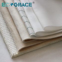 Screen Mesh Supported PP Needle Felt for Filter Press Cloth