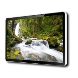 """Best Price 49"""" Frameless LED TV with PC Input"""