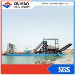 Sand Mining Boat/Sand Suction Dredger/Gold Panning Equipment