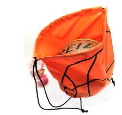 Customized Fashion Ball Shape Drawstring Sport Bag