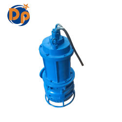 Submersible Sand Pumping Equipment for Sands Dredging
