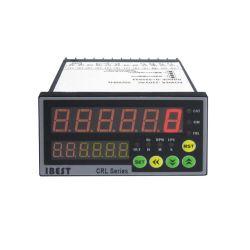 Trn 6 LED Digital Display Electronic Preset Timer Relay Panel Meter/Count up or Down1 Channel 12V/24V/AC220V/110V (IBEST)