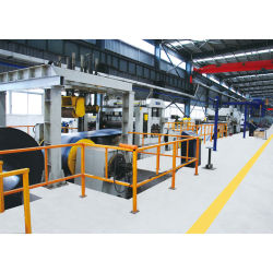 Heavy Gauge Cut to Length Ctl Machine Line Ecl-16X2500