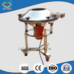 Stainless Steel Electric Vibration Sieve for Filtering Ceramic Slip/Glaze/Clay/Slurry