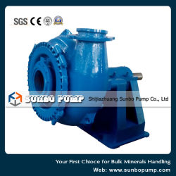Root Vegetable Handling Sand Suction Dredge Gravel Pump