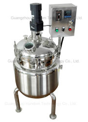Stainless Steel Chemical Mixing Reactor Pharmaceutical Reaction Tank