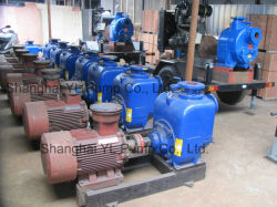 4 Inch Self Priming Electric Motor Slurry Pump
