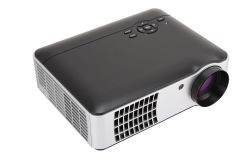 Yi-806 LED Smart Projector Android WiFi 2800lumen Beamer 3D 720p Portable Home Theatre Proyector HD Projector TV