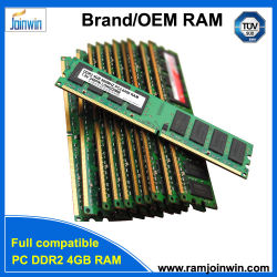 Factory for Sale PC2-6400 Memoria DDR2 4GB 800MHz PC RAM