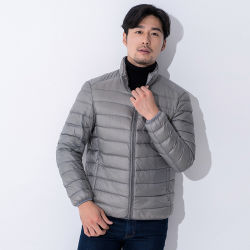 Short Style Warm Feather Autumn Goose Down Jacket
