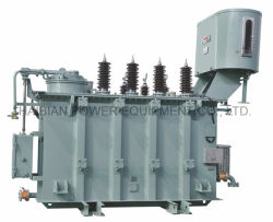 SFZ11 110kV Oil Immersed Power Transformer with on-Load Tap Changer