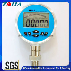 Dp385 Digital Pressure Gauge High Precision with 5 Digits LCD
