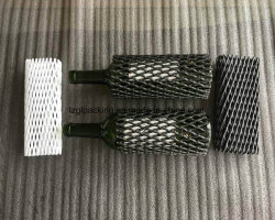 EPE Foam Material Glass Wine Bottle Packaging Sleeve Net for Shipping