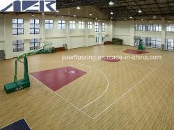 Top Grade Waterproof Anti-Slip Sports Vinyl PVC Roll Flooring Indoor
