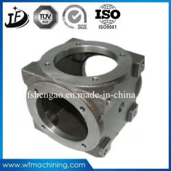 OEM Gray Casting/Cast Iron Valve Automotive Parts with SGS Certified