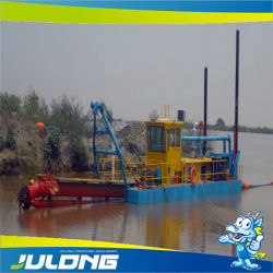 20 Inch Cutter Suction Dredger for Sale / Dredging Equipment