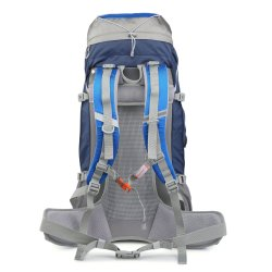 Outdoor Double Shoulder Leisure Sports Travel Camping Hiking Climbing Pack Backpack Bag (CY3707)