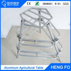 Aluminum Agricultural Table-2 Steps