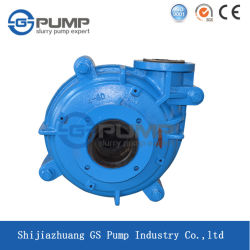 Centrifugal Wear Resistant Dry Sand Transfer / Slurry Pump