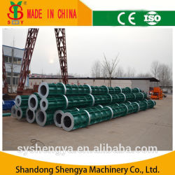 Prestressed Concrete Poles Mould for Pole Making Machine
