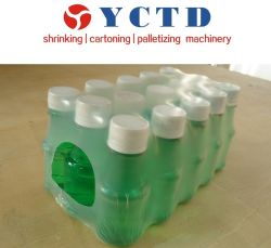 Semi-Auto Shrink Film Packaging Machine for Mineral Water Bottle (YCTD)