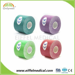 Manufacturers Sport Therapy Kinesiology Tape for Medical Care