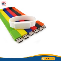 Customize Silicon Bracket USB Flash Drive Wrest USB Memory Disk