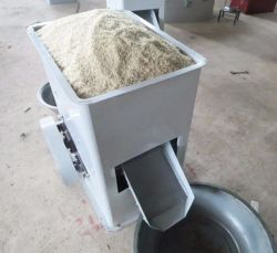 Hot Sale Cheap and Small Model Blowing Gravity Rice Destoner for Sale