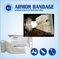 Fast Cure 4inch 460cm Fiber Glass Wrap Fix Tape Leak Pipe Repair Bandage