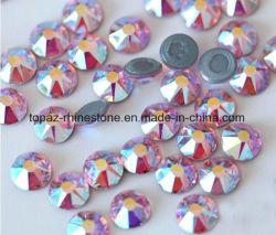 2088 Most Popular and Best Quality Light Rose Ab Hot Fix Rhinestone Copy Preciosa Stone (TP-light rose ab)