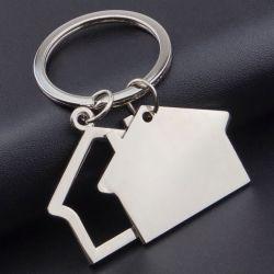 House Shaped Keyholder with Company Logo