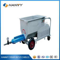 Hot Sale High Pressure Screw Grout Pump Equipment for Poland Market