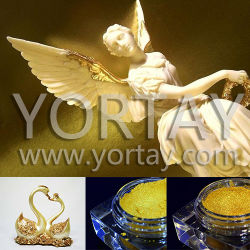 Golden Pigment for Art&Crafts Painting, China Pigment Manufacturer