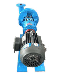 Gmz - Type High - Efficiency Wear-Resistant Horizontal Centrifugal Slurry Pump