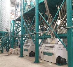 Wheat Maize Processing Plant/Corn Meal Flour Mill/Maize Corn Flour Milling Machine