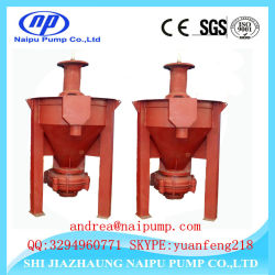 Centrifugal Mineral Processing Vertical Submersible Slurry Pump