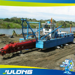 China Used 22/20 Inch Cutter Suction Dredger for Dredging