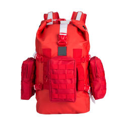 Customized Hiking Camping Waterproof Dry Backpack Military Bag