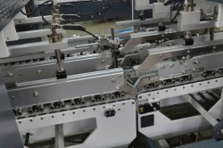 High Speed Automatic Intelligent Speedwave Small Box Packaging Folding Gluing Cake Making Machine (800XL)