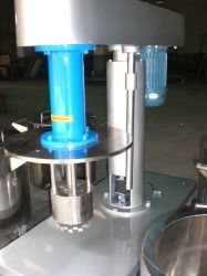 Basket Mill Batch Grinding Machine for Pigment Micron Size Grinding