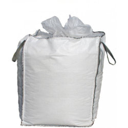 100% PP Woven Ton Bag 1000kg 1 Ton Bulk Big Bag Jute Sacks Factory