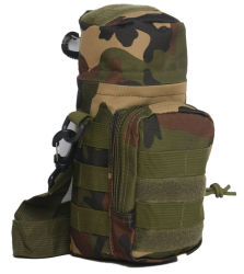 Multifunction Outdoor Sports Leisure Travel Military Tactical Water Bottle Single Shoulder Pocket Pack Bag (CY3619)