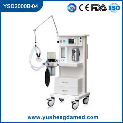 Surgical Trolley Anesthesia Machine Hospital Anaesthesia Equipment